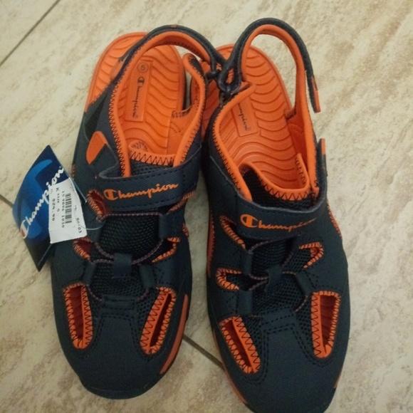 f701f51003ba8f Kids champion sandles size 5